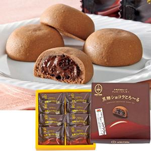 黑糖巧克力夹心糕 (8个装)