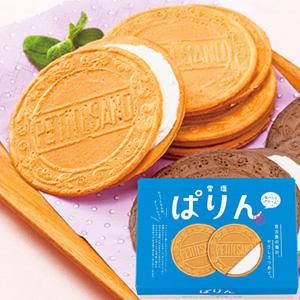 雪盐夹心饼干 奶油夹心