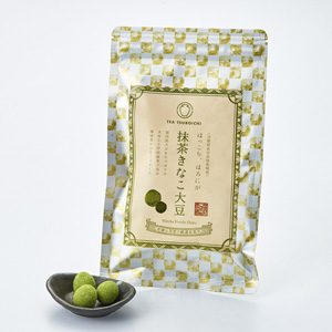 抹茶黃豆粉大豆