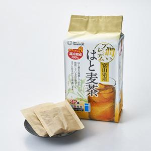 Toyama Hato Mugicha Tea Bags