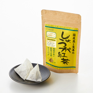 Domestic Steamed Beni Ginger Tea Bags