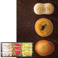 ★ Tokushima Confectionery 3 types 11 pieces