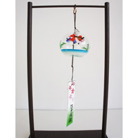 Edo Wind Chime, 2-Color Goldfish