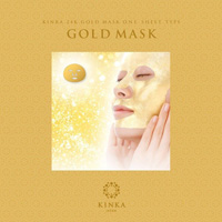 Kinka 24K Gold Mask