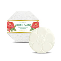Premium White Paint Soap, 120g