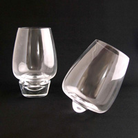 Edo Glass, Winebler Cup  (Clear)
