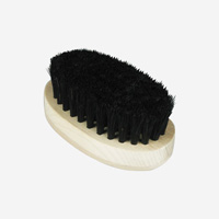 Small Body Brush / Firm Black Horse Tail Hair [Uno Hake Brush Factory]