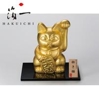 Hakuichi Maneki Neko, Left Hand, Extra Large