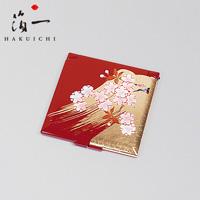 Hakuichi Hime Sakura Mini Compact Mirror