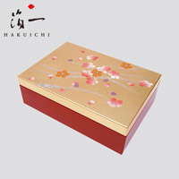 箔一 樱花 首饰盒