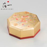 Hakuichi Kirari Octagonal Small Box