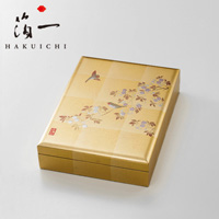 Hakuichi Hanami Birds, Stationery Box
