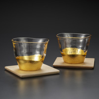 Kannyu Iced Tea Cup & Coaster, 2