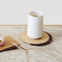 Kabazaiku & Akita Cedar Plate, Slider, Round
