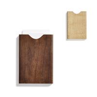 木製名片夾