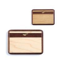 木製卡片盒 雙色