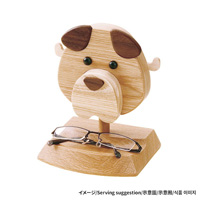 Dog-Shape Glasses Stand, Koro