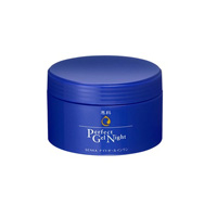 Shiseido Senka Perfect Gel, Night Renewal, 100g