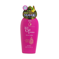 Shiseido Senka Body Oil Essence, Relax Floral, 200ml
