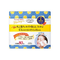 KOSE Softymo Cleansing Cotton (Honey Mild) 80