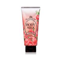 KOSE Precious Garden Body Milk (Honey Peach) 200g
