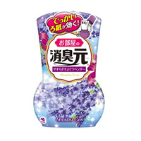 Kobayashi Pharmaceutical Room Deodorizer, Lavender (400mL)