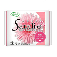 小林製藥 Sarasaty Sara・li・e 衛生護墊 白花香 72片裝