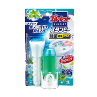 Kobayashi Pharmaceutical Bluelet Stampy Disinfecting Plus, Super Mint Fragrance 28g