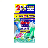 Kobayashi Pharmaceutical Bluelet Stampy Disinfecting Plus, Super Mint Fragrance, Refill (56g)