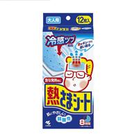Kobayashi Pharmaceutical Fever Sheet For Adults, 12