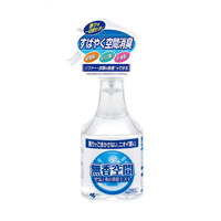 Kobayashi Pharmaceutical Muko Kukan, Air & Fabric Deodorizing Mist, 400mL