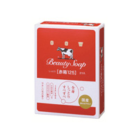Cow Soap, Cow Brand Red Box 125, 2