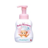 Cow Soap, Kewpie Baby Shampoo Foam Type, w/Pump, 350ml