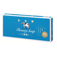 Cow Soap, Cow Brand Blue Box, 6
