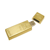 Goldlngot USB Flash Drive