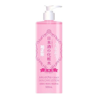 Kiku-Masamune Sake Lotion Highly Moisturizing Skincare Lotion, High Moist, 500mL