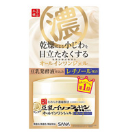 SANA Nameraka Honpo Wrinkle Gel Cream 100g