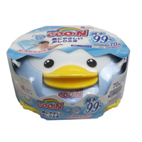 Goon Baby Wipes 70 Units
