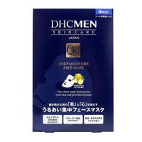 DHC MEN ディープモイスチュア フェースマスク 4枚入