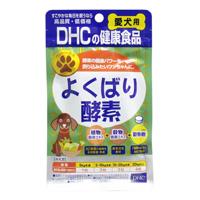 DHC 愛犬用 よくばり酵素 60粒入