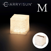 Carry The Sun Solar Rechargeable Light M Warm