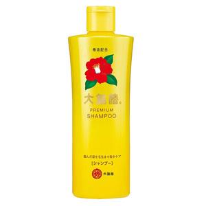 Oshimatsubaki Premium Shampoo 300 ml