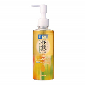 ROHTO Pharmaceutical HADA LABO Gokujyun Oil Cleanser 200 ml