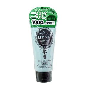 ロゼット 洗顔パスタ アクネクリア洗顔フォーム 120g