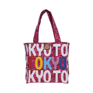Robin Ruth Pastel Color Bag 手提肩包 (TOKYO) S 紅色