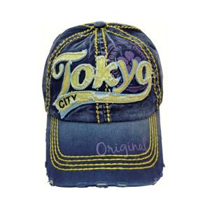 Robin Ruth CAP 鴨舌帽 (TOKYO) 藏青色