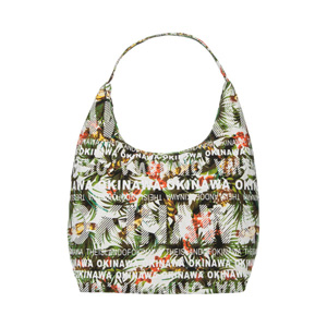 Robin Ruth  Flower City Bag (OKINAWA) White