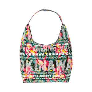 Robin Ruth  Flower City Bag (OKINAWA) Red