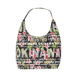 Robin Ruth  Flower City Bag (OKINAWA) Pink
