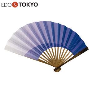 EDO & TOKYO 江戶扇子 漸層 藤